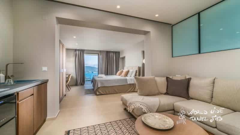 Katouna Suites Living Room area