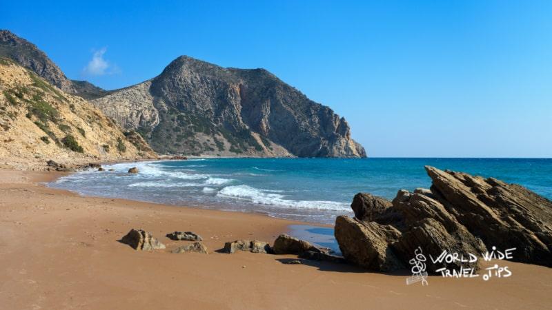 Kavo Paradiso Beach Cavo Paradise Beach Kos Island Greece Greek Islands