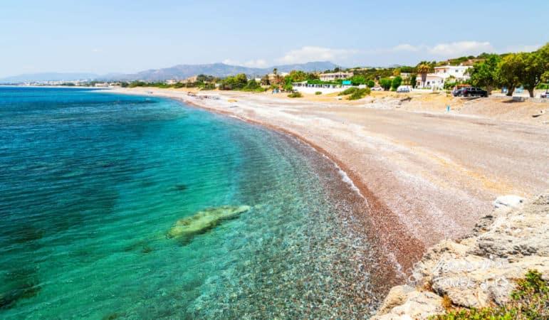 weather in Kiotari Rhodes in May Kiotari beach on rhodes island greece Weather