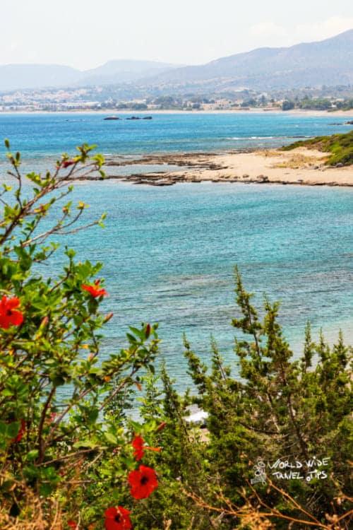 Kiotari on Rhodes Island Greece weather in may