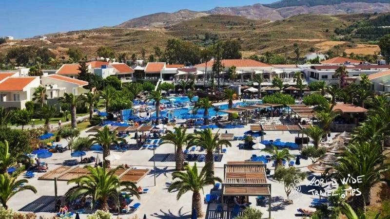 Kipriotis Village Resort Hotel Kos Island Greece