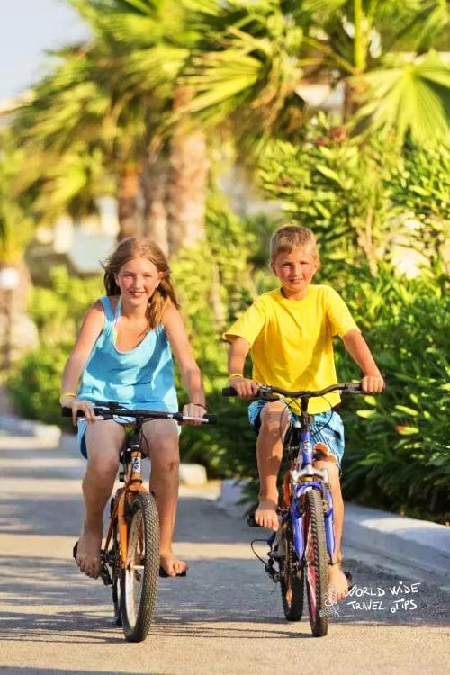 Kipriotis Village Resort Hotel Kos Island Greece Children