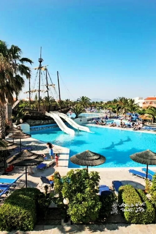 Kipriotis Village Resort Hotel Kos Island Greece 7