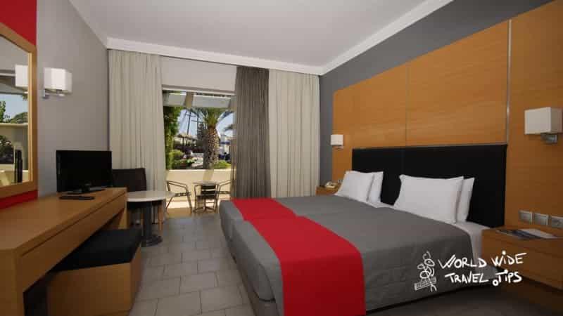 Kipriotis Village Resort room