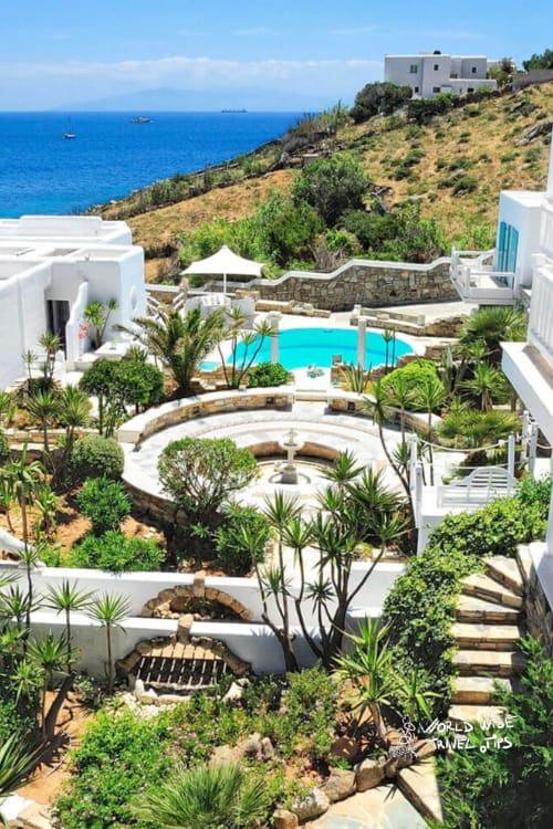 Kivotos Hotels Mykonos Garden View