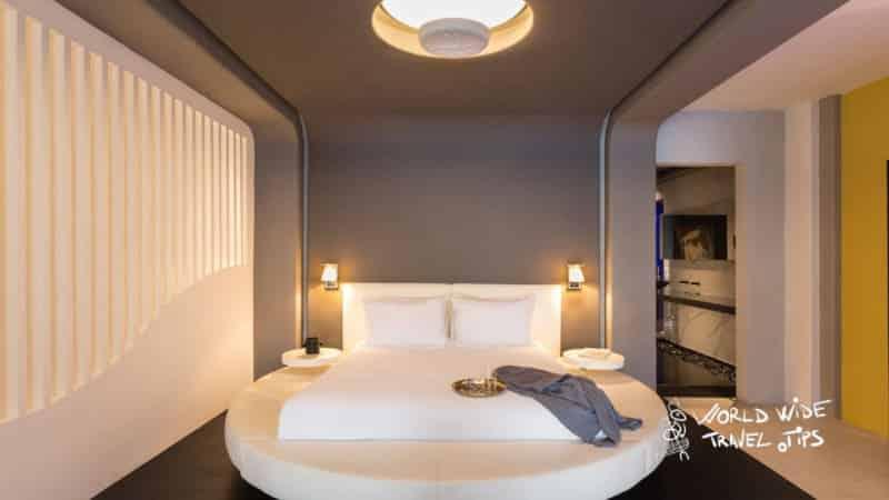 Kivotos Hotels Mykonos Vila Hideaway Bedroom