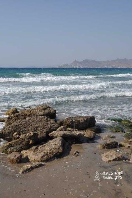 Thermal Hot Springs Kos Beach Greek Islands