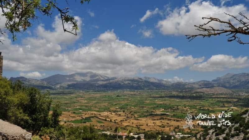 Lasithi Pateau Crete Greece