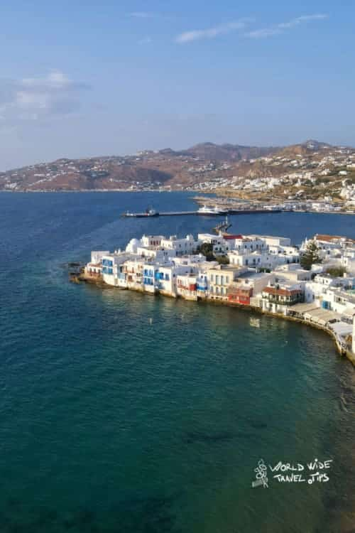 Mykonos Greece Cyclades Greek Island