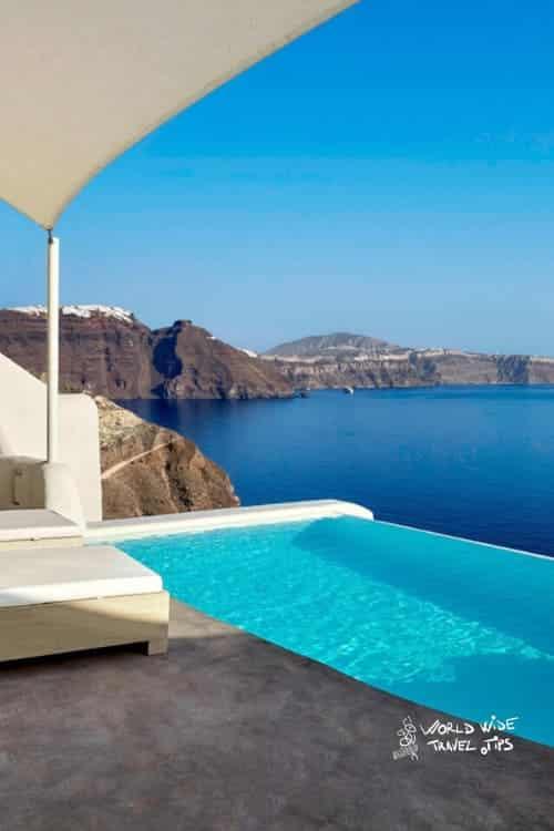 Mystique Hotel Santorini Secrecy Villa Private Pool