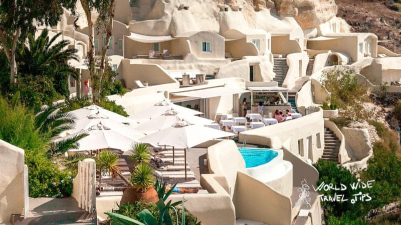 Mystique Hotel Santorini Terrace