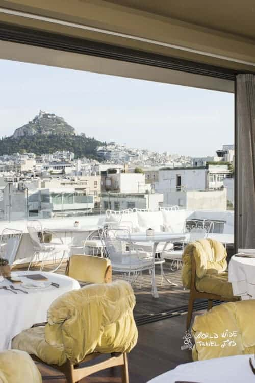 New Hotel Luxury Restaurant Luxury hotels Athens Greece
