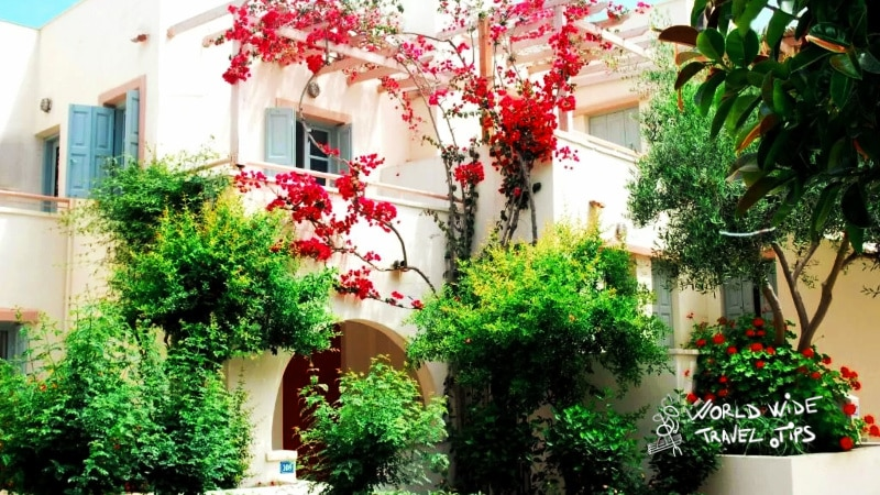 Nissia Kamares Kardamaina Kos Island Greece