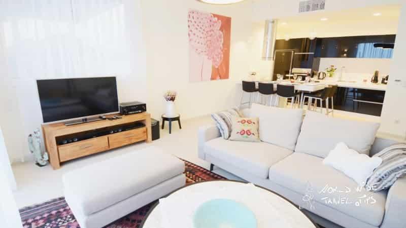 Okeanos Luxury Villas Living Room