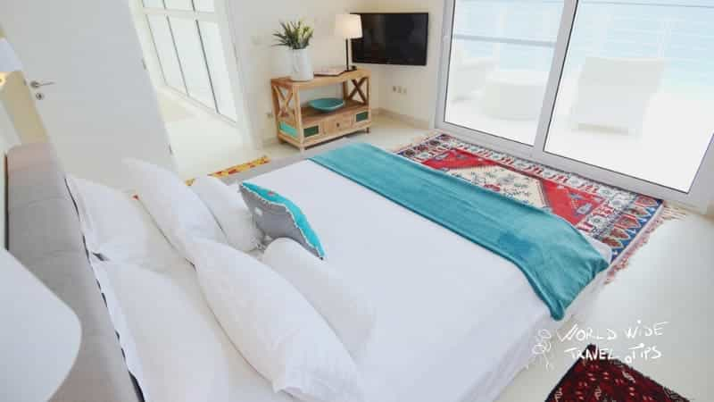 Okeanos Luxury Villas Room with sea view