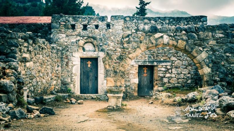Palio Pili Kos Island Greece