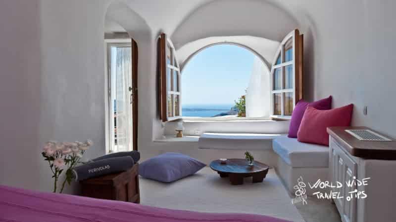 Perivolas Greece room