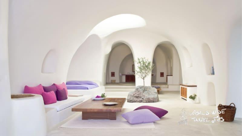 Perivolas Living Room