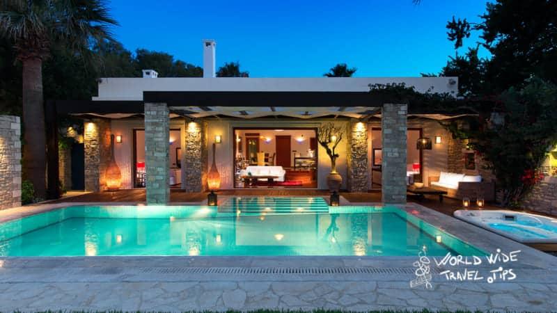 Porto Zante Villas and Spa Outside Pool