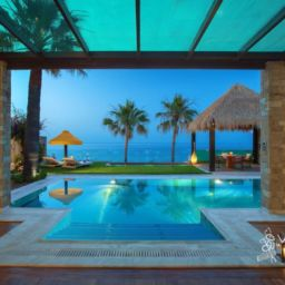 Porto Zante Villas and Spa Pool luxury hotel in Greece for families