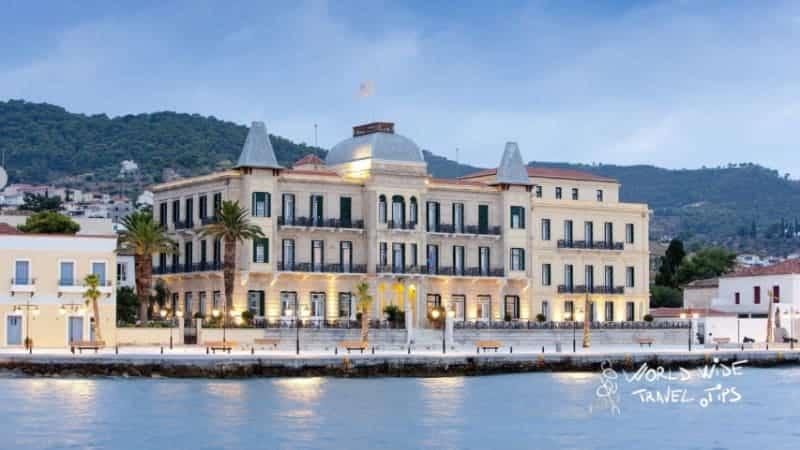 Poseidonion Grand Hotel Overview