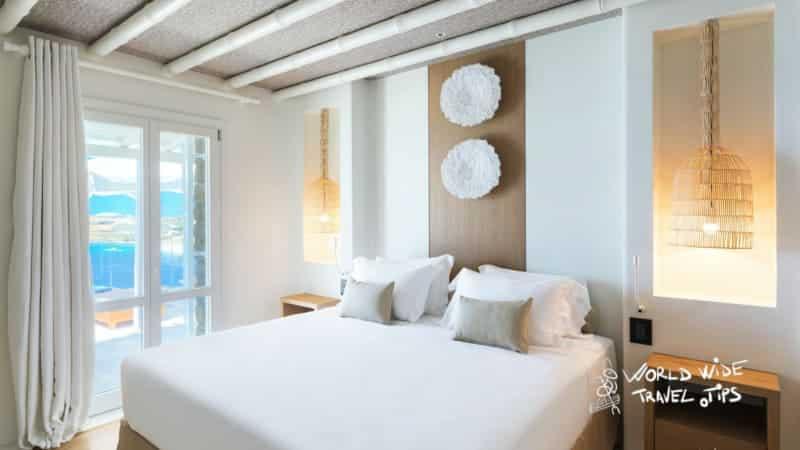 Santa Marina Hotel Mykonos Luxury Room