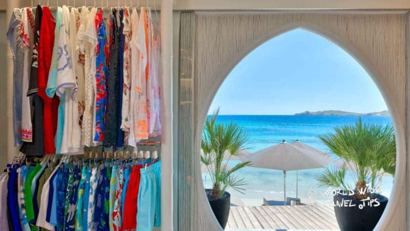 Santa Marina Luxury Hotel on Mykonos