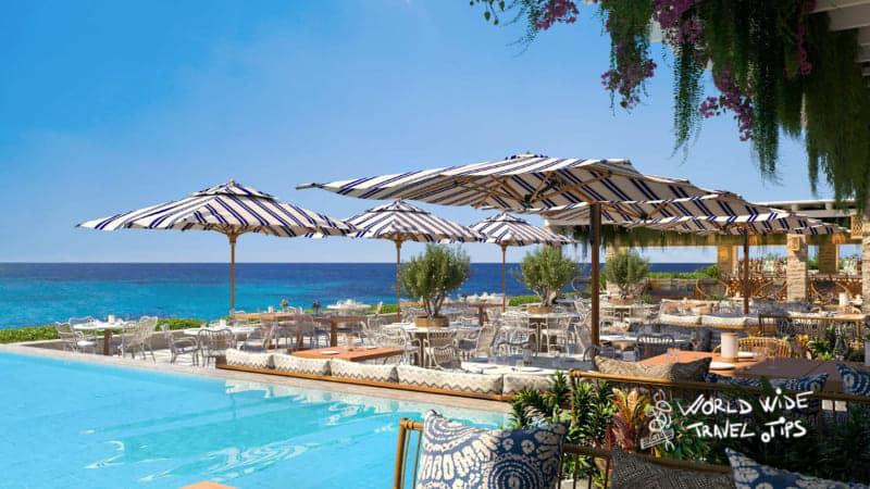 Santa Marina Restaurant Mykonos