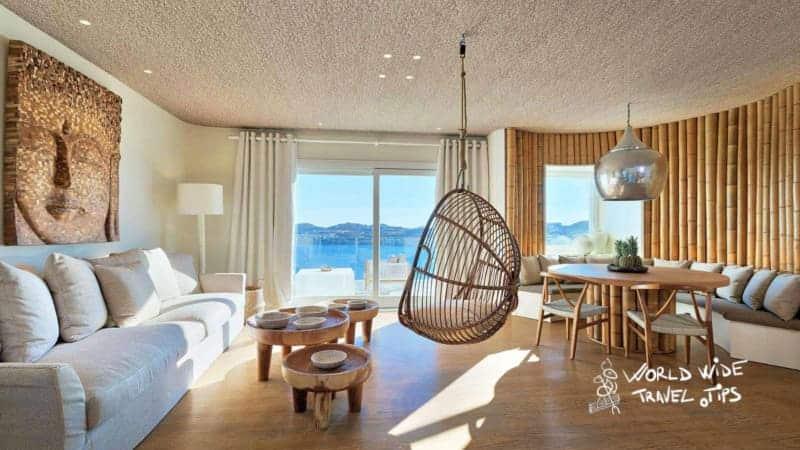 Santa Marina villas mykonos luxury hotel resort spa mykonos greece room