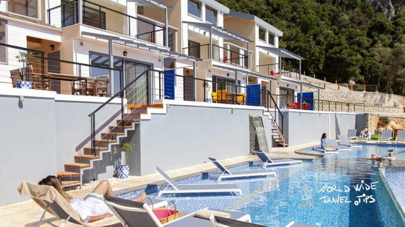 Sappho Boutique Suites Accommodation Lefkada