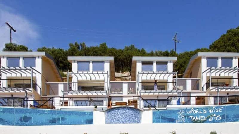 Sappho Boutique Suites Lefkada Greece