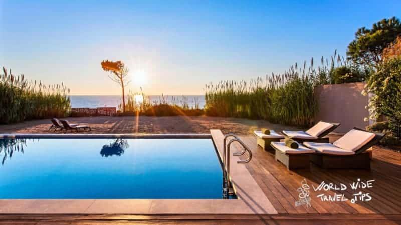 The Romanos Costa Navarino Ambassador Villas Ithomi and Sapientza Luxury Room with Private Pool