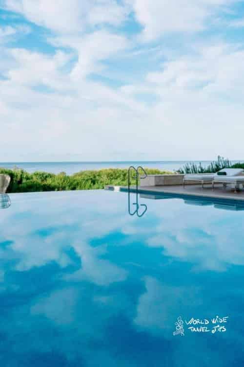 The Romanos Costa Navarino Koroni Royal Villa Infinity Pool