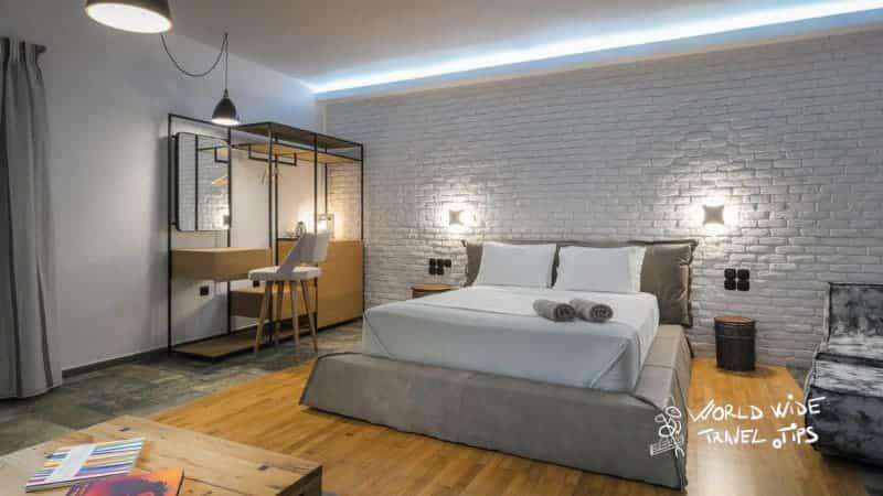 The Secret Boutique Hotel Room Luxury hotels Lefkada Greece