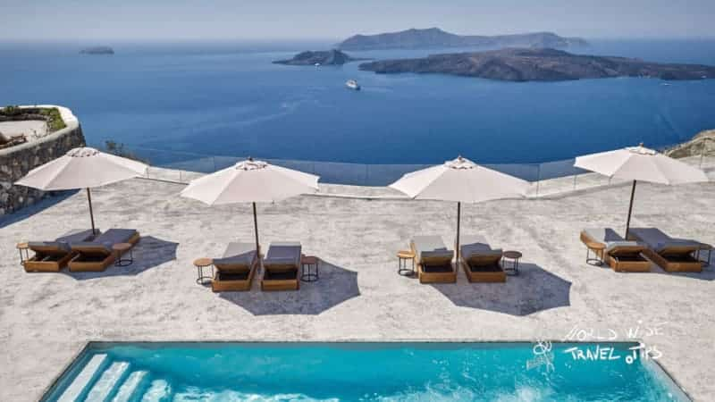 Vedema Nafsika Estate Luxury Collection Resort Pool