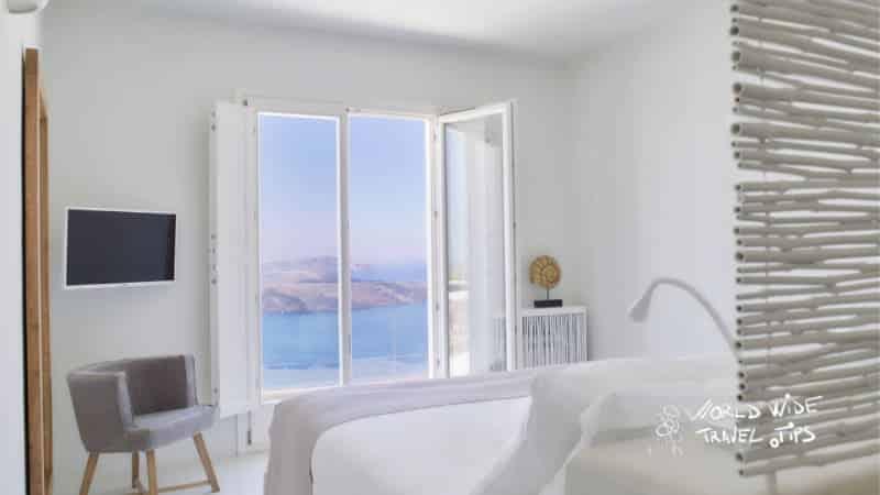 Vedema Nafsika Estate Master Bedroom