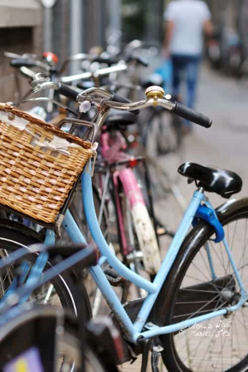 Amsterdam Bicycle rent a bike to discover the city