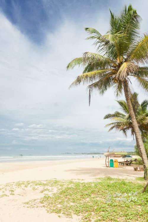 Bentota Sri Lanka Beach