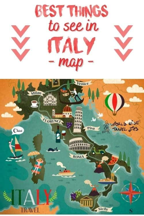 Best things to see in Italy Europe