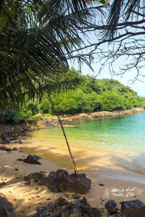 Coconut Jungle Beach Unawatuna Sri Lanka