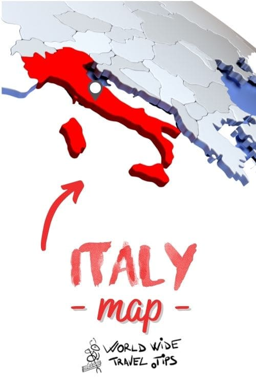 Where is Italy located