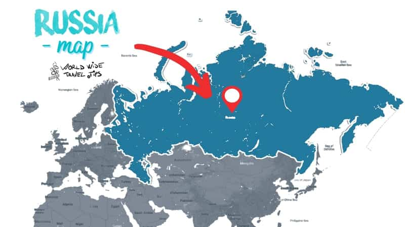 Is Russia a continent