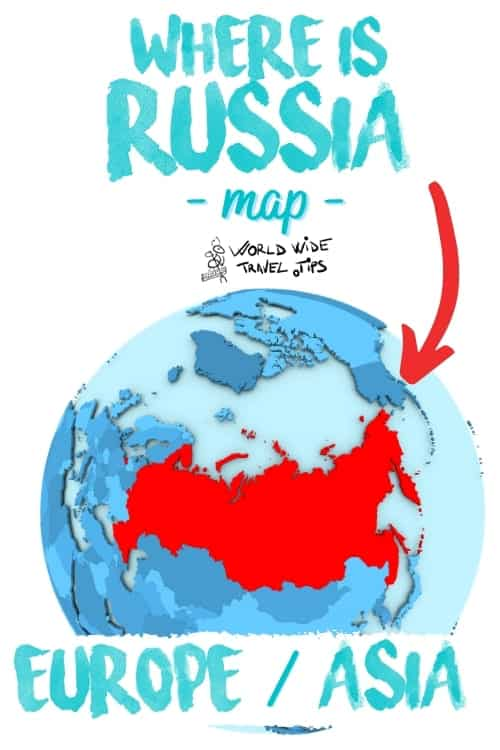 Is Russia a continent or largest country