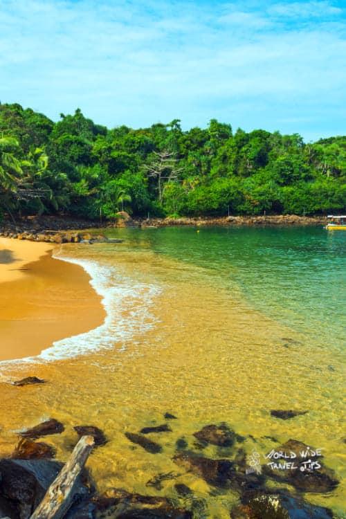 Jungle Beach Unawatuna Sri Lanka