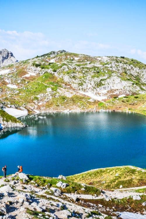 Lago di Coldai Italy Lake