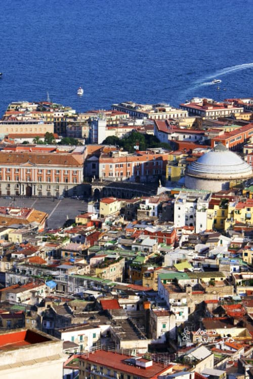 Naples Italy cities to visit