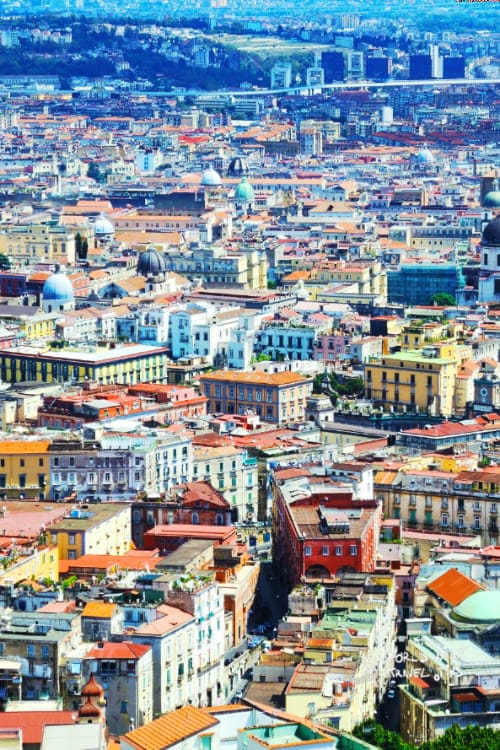 Naples best city to visit in Italy