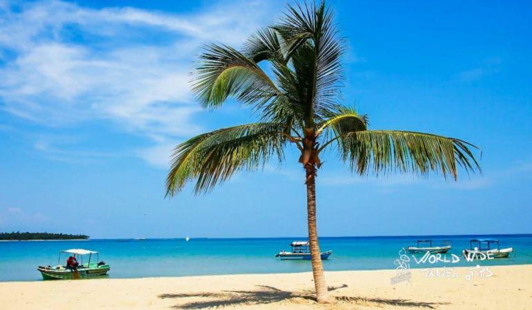 Sri Lanka beaches east coast