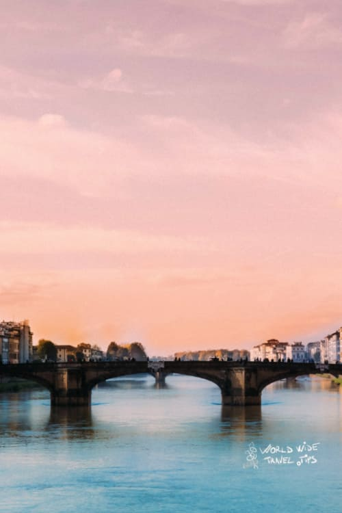 Ponte Vecchio Florence Italy best cities to visit in Italy