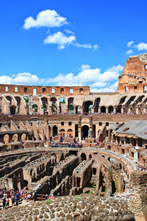 Rome Italy Colosseum best cities to visit on Italy _75